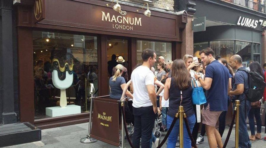 New Make you Magnum store